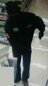 石岡市のコンビニ強盗