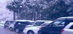 車内での一酸化炭素中毒
