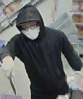 北名古屋市のコンビニ強盗