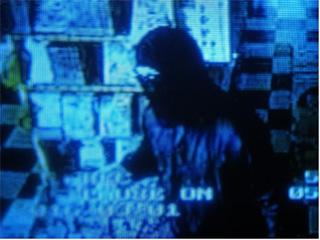 神栖市の書店で強盗