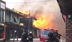 糸魚川市の大規模火災