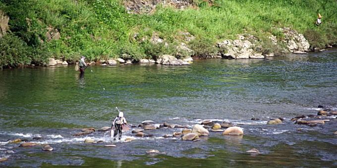 長良川での水難事故