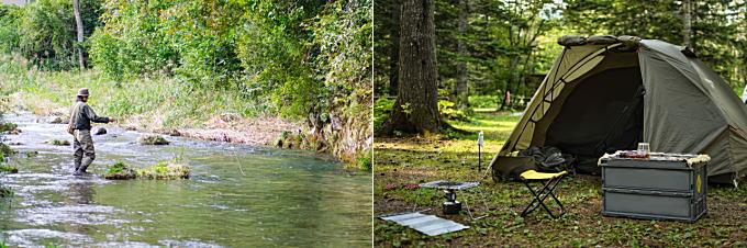 キャンプ・釣りのクマ対策