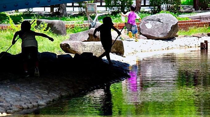 子どもの水難事故を防ぐ